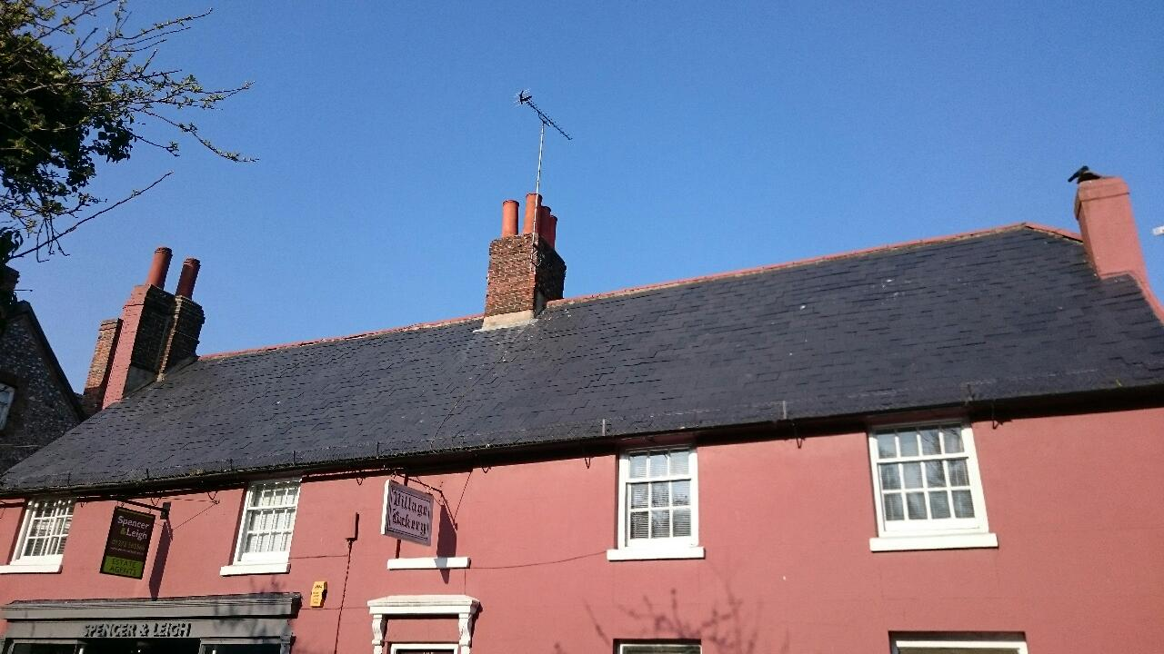 The Village Bakery, home of James Blundell in the 1700s