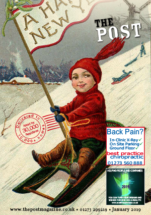 The Post Magazine Cover